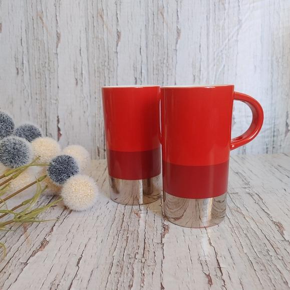 STARBUCKS | 2014 8oz Red Espresso Cups